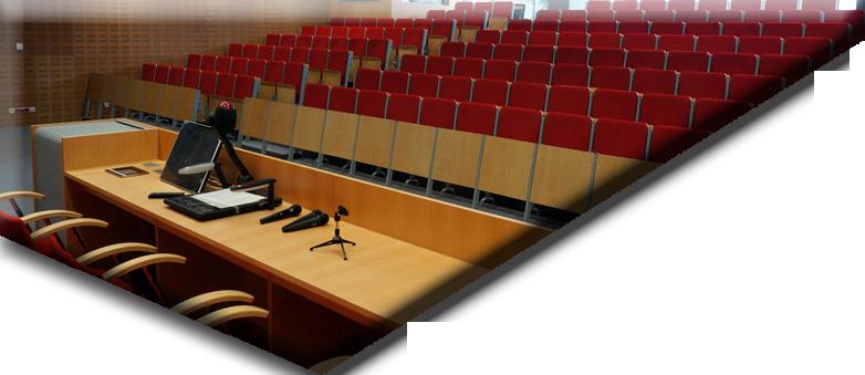 Wydział Prawa i Nauk Społecznych budynek - sala wykładowa