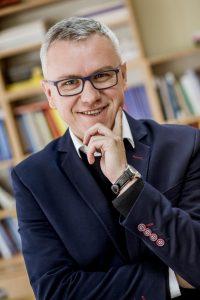 Dr hab. prof. UJK Rafał Dudała