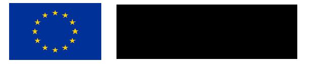 Logo projektu Horyzont 2020 - Flaga Unii
