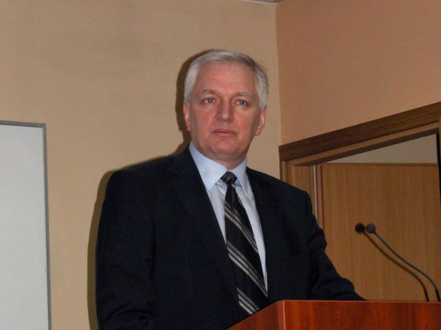Deregulacja dostępu do zawodów regulowanych – wykład Jarosława Gowina