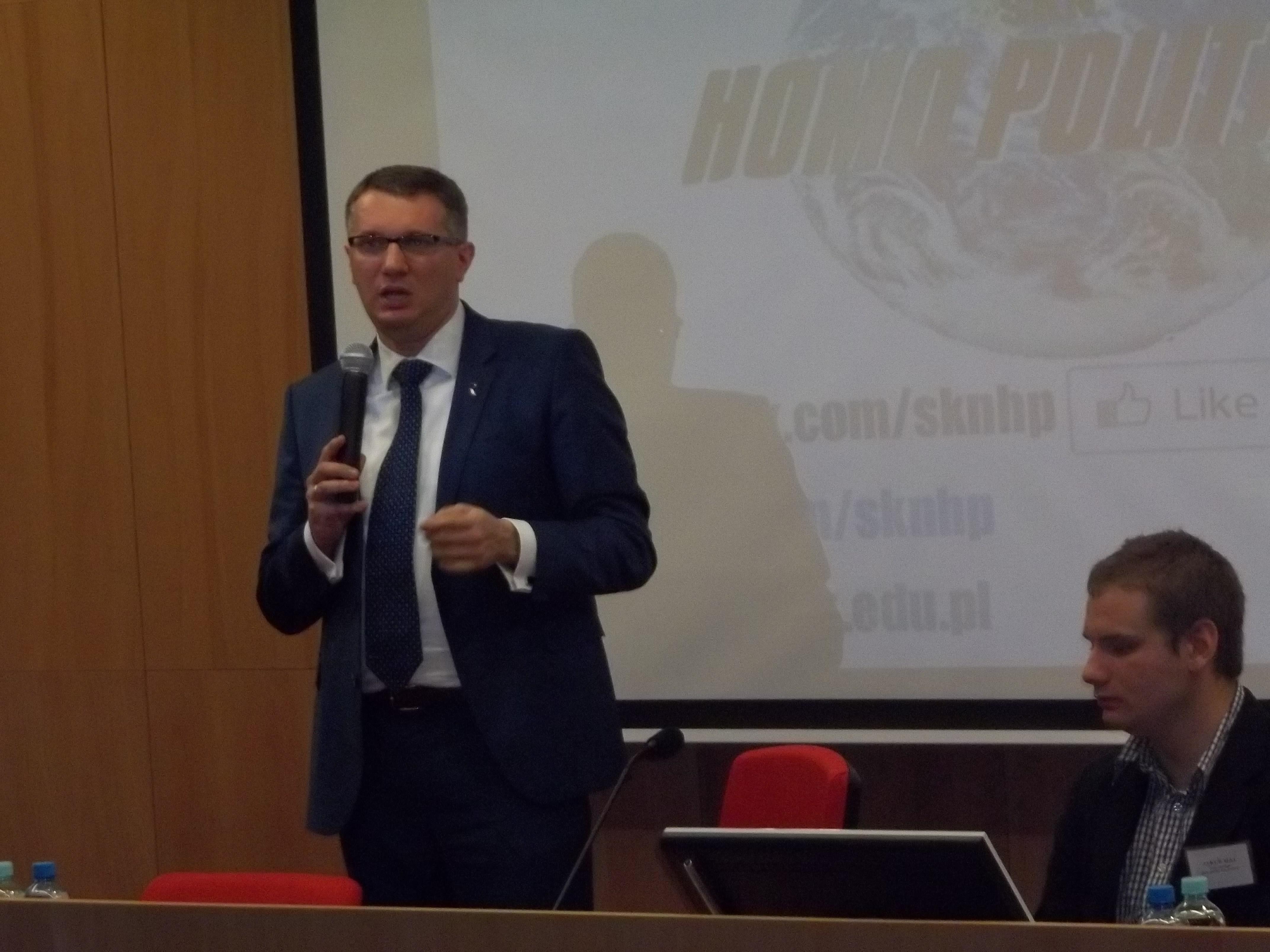 Spotkanie z Posłem na Sejm Rzeczypospolitej Przemysławem Wiplerem