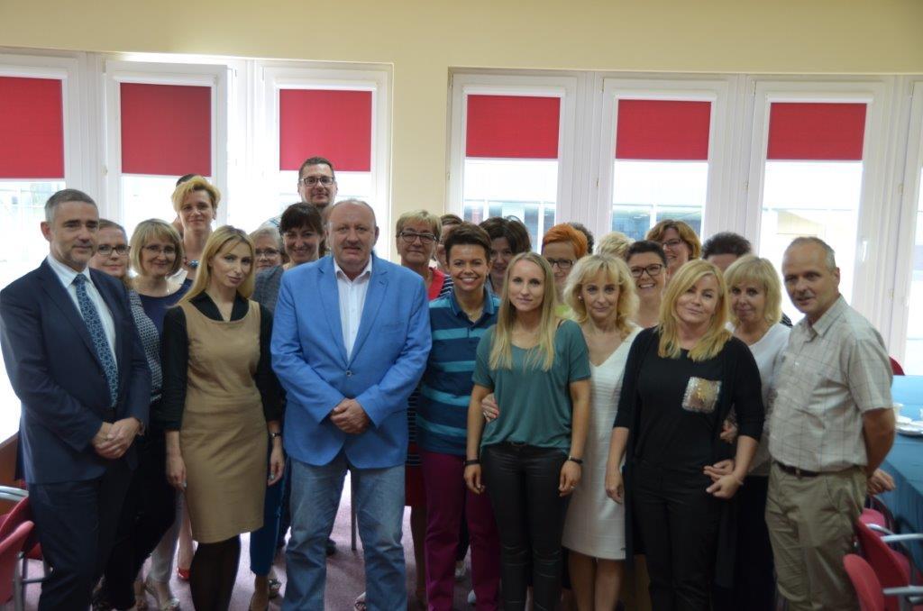 Podziękowania dla Dziekana prof. dr hab. Wojciecha Saletry za 5-letnią współpracę